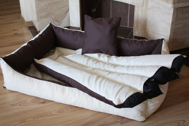 dog bed dog couch with removable cover double sided 5. Black Bedroom Furniture Sets. Home Design Ideas