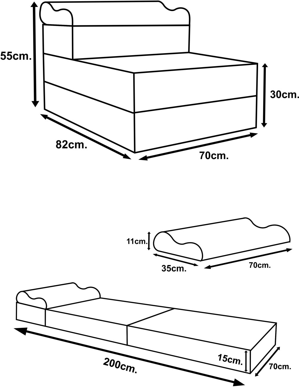 9710 Satori also Rv Desk Furniture furthermore 142341855095 as well Whitechapel Sofa Bed P217 as well Sofa Bed Couches. on fold out foam sofa bed