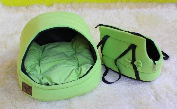 Borsa porta cane trasportino cuccia cuscino divan ebay - Borsa porta cane ...