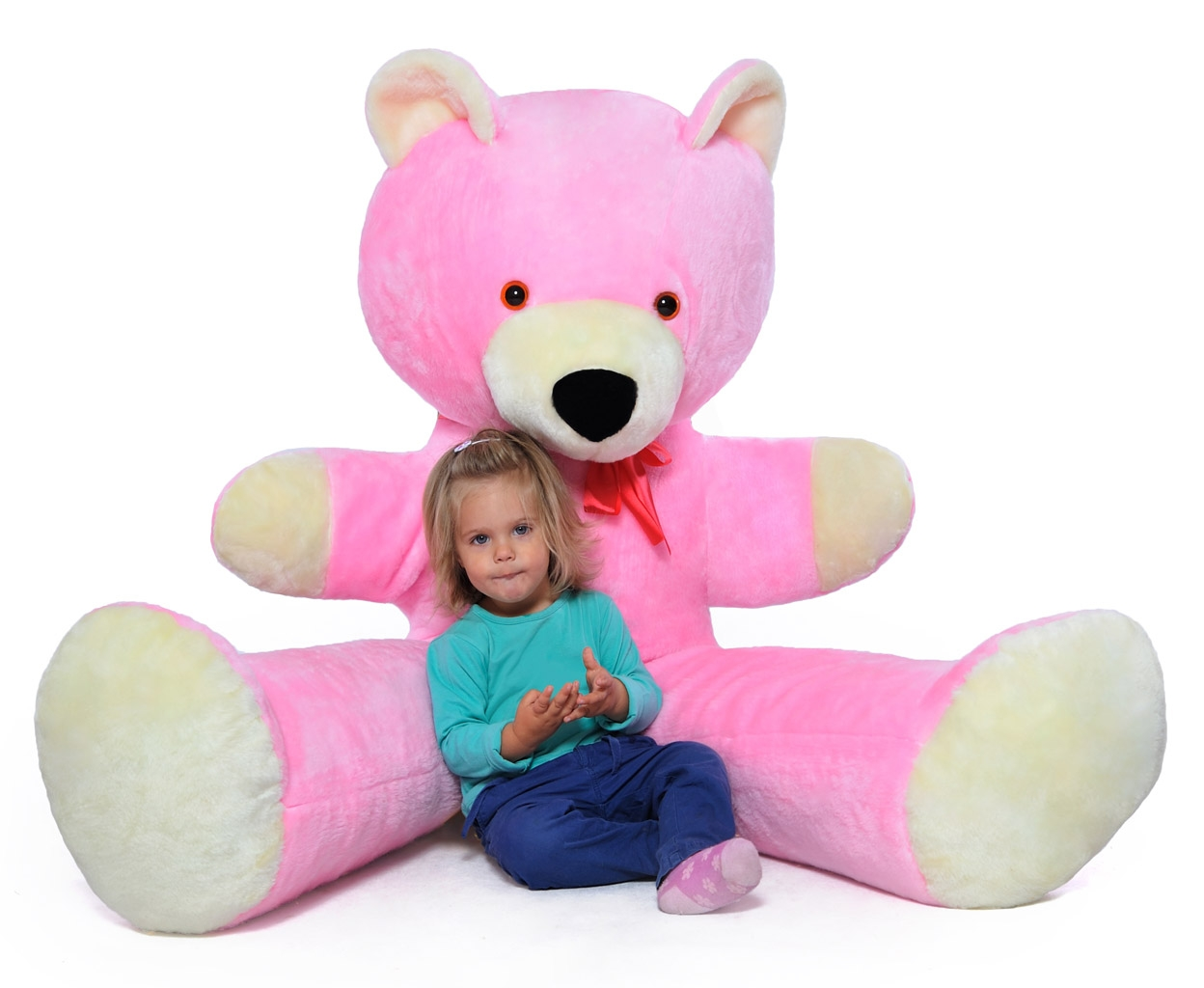 170cm Large Giant Big Teddy Bear Soft Soft Soft Plush Toys Gift 4c531e
